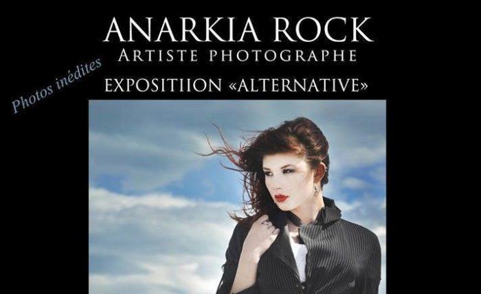 Affiche de l'exposition d'Anarkia à Montreuil(2013)