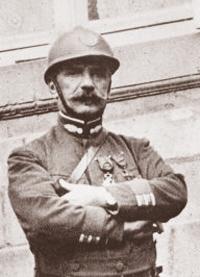 Portrait d'Emile Driant.