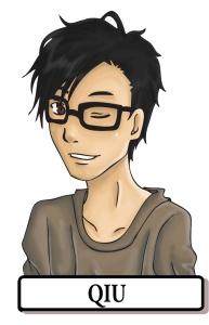 Portrait de Qiu