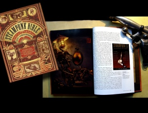 """The Steampunk Bible"" par J.Vandermeer et S.G. Chambers"