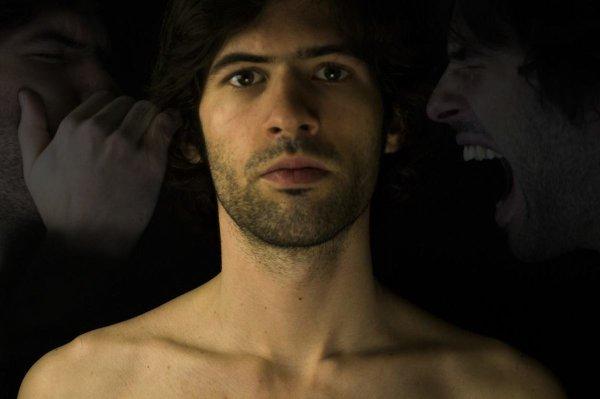 Autoportrait, © Mathieu Demené