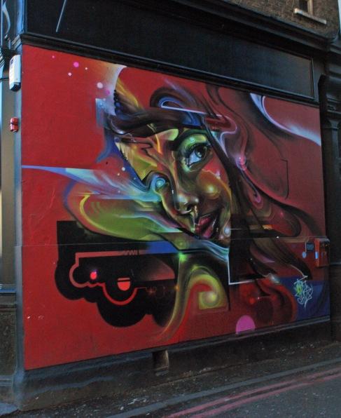 Cachée à Camden Town