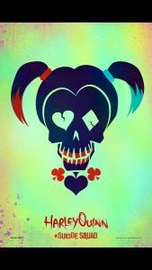 Affiche du film Suicide Squad. Affiche Suicide Squad