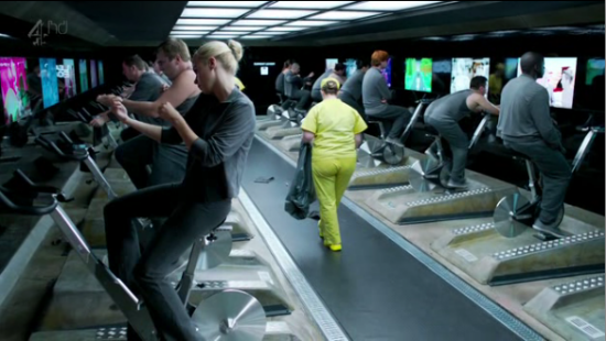 Image issue de la série Black Mirror. © Channel 4