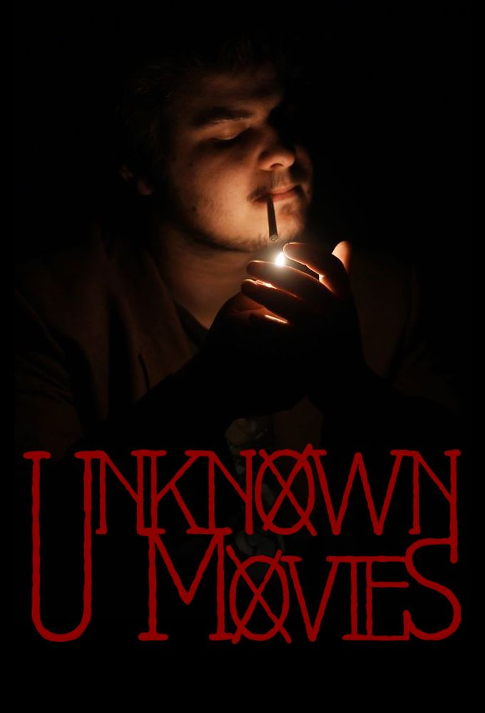 Affiche Unknown Movies © Victor Bonnefoy