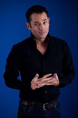 Portrait de Julien Tellouck