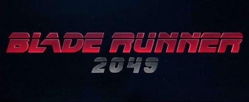 Affiche promotionnelle du film Blade Runner 2049 de Denis Villeneuve.