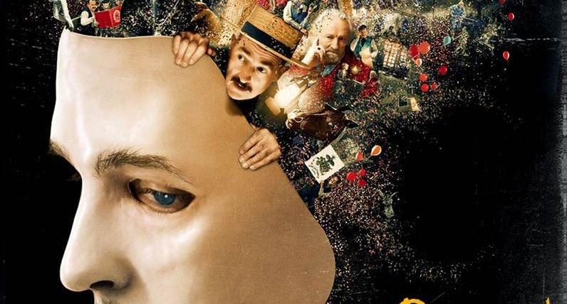 """Affiche du film """"Au revoir là-haut"""", réalisé par Albert Dupontel."""