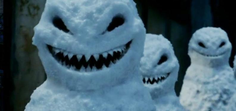 """Doctor Who, """"The Snowmen"""" (épisode 6, saison 7)."""