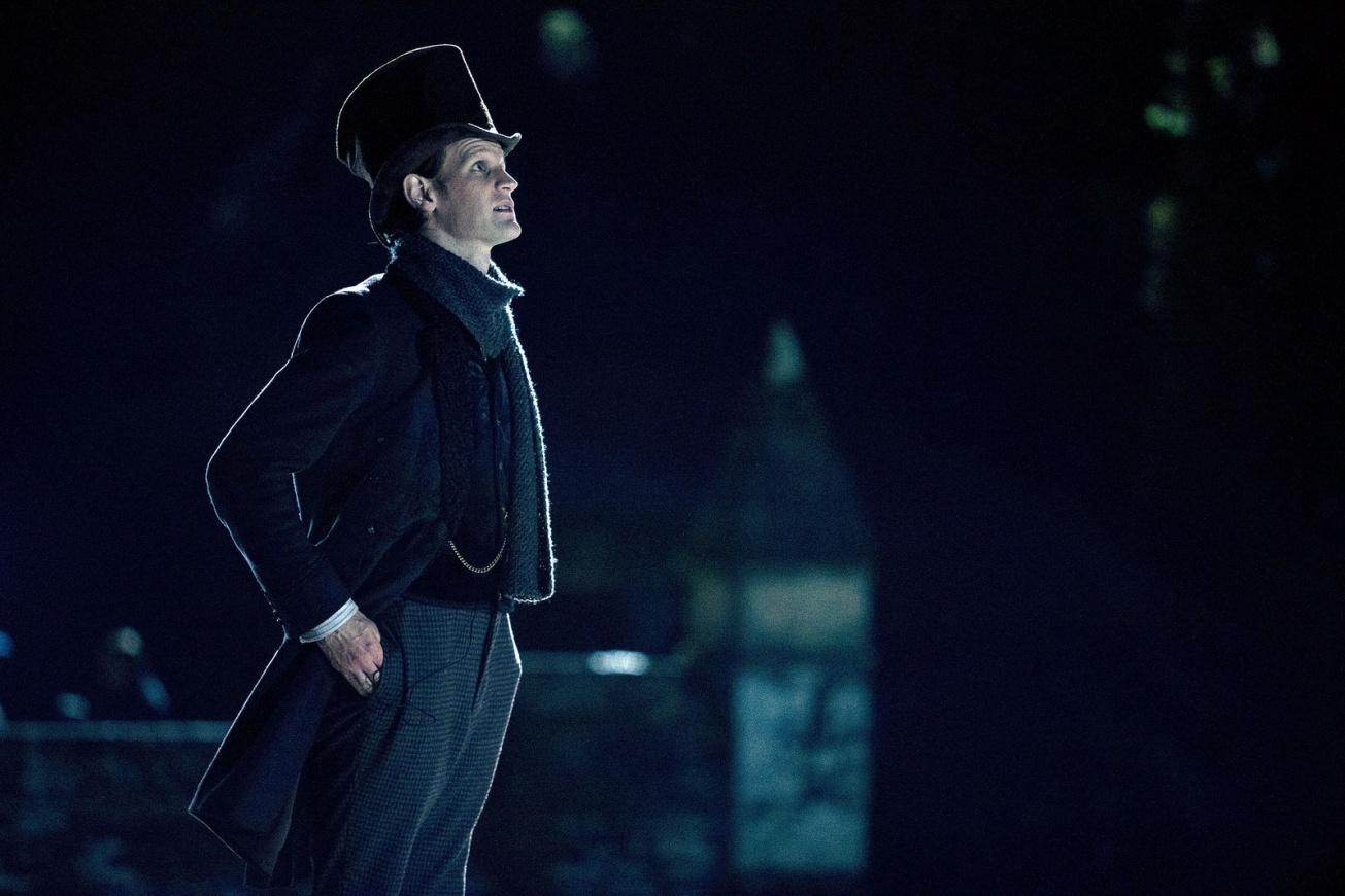 Docteur Who, épisode spécial Noël (2012). ©BBC (Docor Who Spoilers, Flickr)