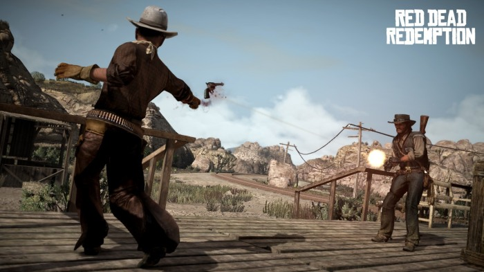 Image promotionnelle pour Red Dead Redemption (Rockstar Games) © Rockstar Games