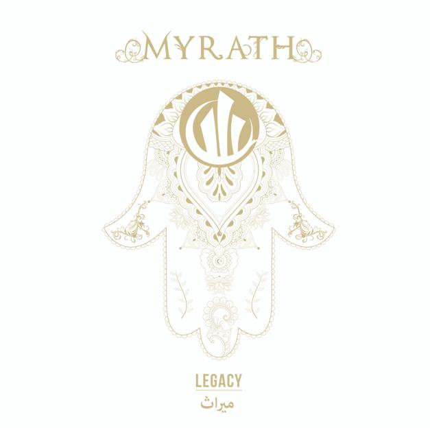 "Jaquette de l'album ""Legacy"" sorti en 2016."