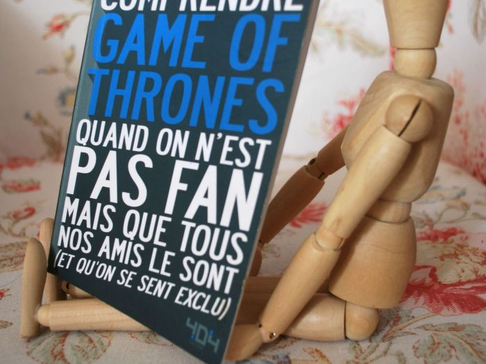 """Comprendre Game of Thrones"". Photo : Aleks Duncan"