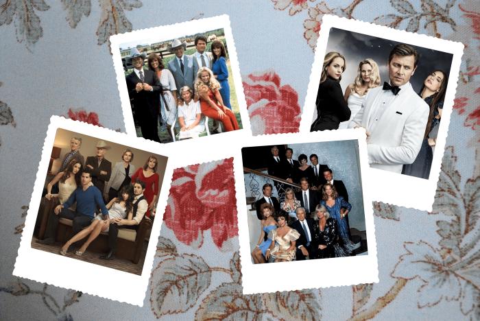 """En-tête pour l'article """"L'Usine à reboots : les soaps"""""""