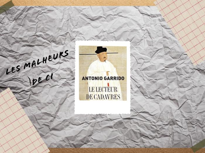 """En-tête pour l'article sur """"Le Lecteur de Cadavres"""""""