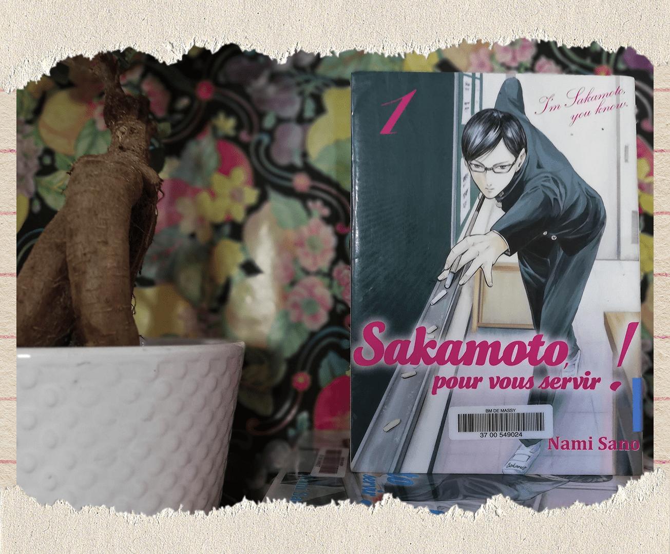 """En-tête pour la chronique """"The Sakamoto Way"""""""