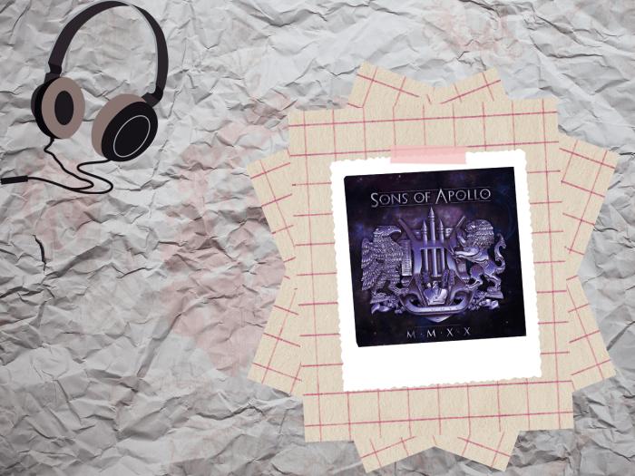 Bannière pour l'article sur l'album MMXX de Sons of Apollo