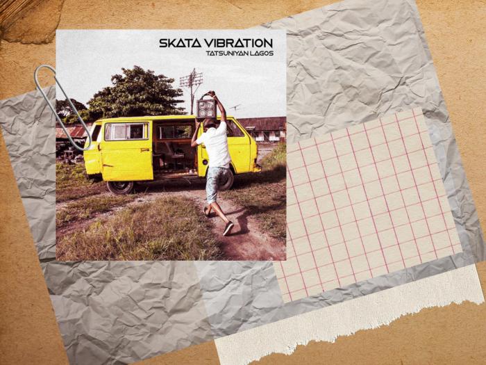 Skata Vibration, un groupe d'afro-rock du Nigéria, a sorti son deuxième album le 14 février 2020