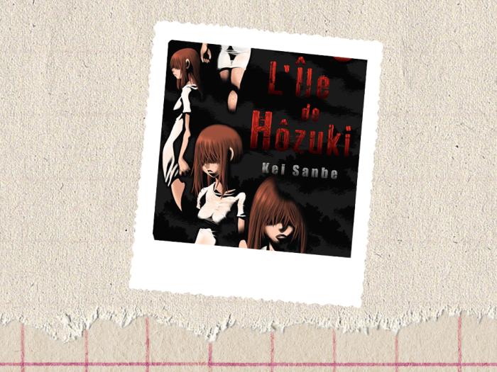 """Le manga """"L'Île de Hôzuki"""", de Kei Sanbe, est un seinen en quatre tomes."""