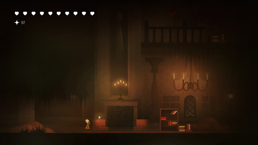 Capture d'écran de Neversong