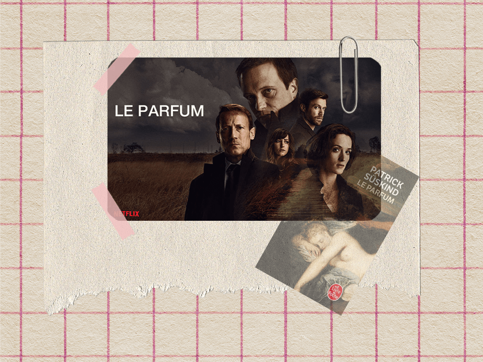 """""""Le Parfum"""" est une série disponible sur Netflix, inspirée du roman de Patrick Süskind."""