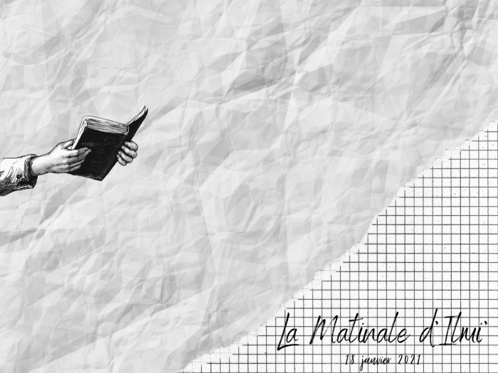 La Matinale d'Ilmi (18/01)